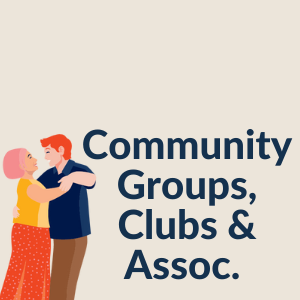 Community Groups, Clubs, and Associations